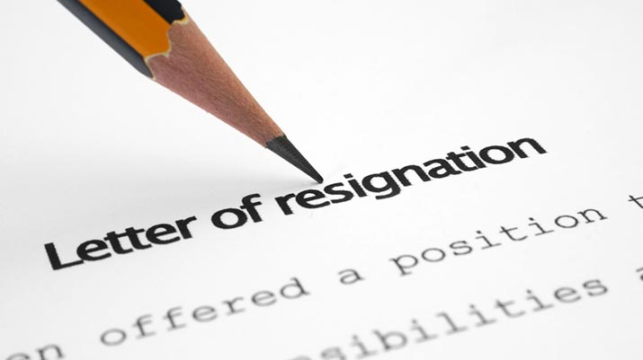 How to Resign with Dignity