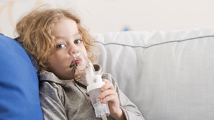 Cystic Fibrosis Preschooler