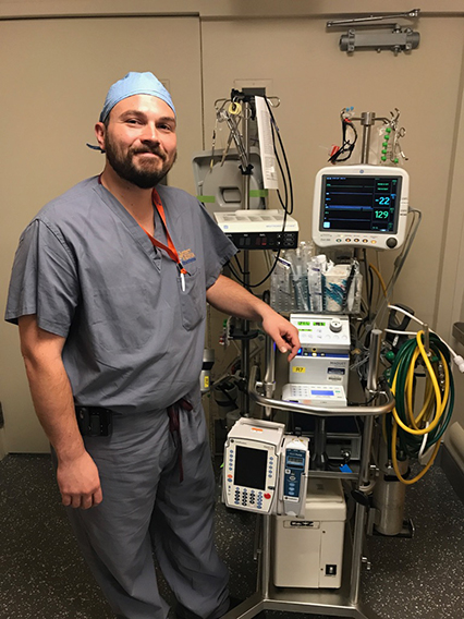 why ecmo specialist is the right job for me